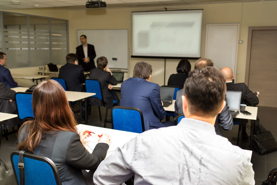 Offsite Seminars and Compliance Training Classes